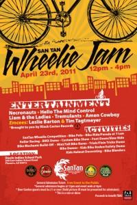 SanTan Wheelie Jam 2011