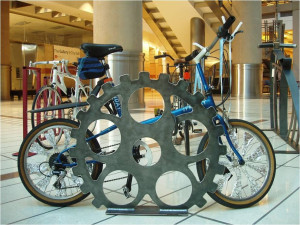 custom bike rack